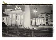 Analog Photography - Berlin Pariser Platz Carry-all Pouch