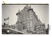 Analog Photography - Chateau Frontenac Quebec Carry-all Pouch