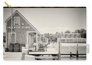 Analog Photography - Martha's Vineyard Black Dog Wharf Carry-all Pouch