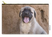 Anatolian Shepherd Puppy Carry-all Pouch