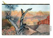 Anceint Canyon Watcher Carry-all Pouch