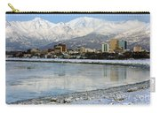 Anchorage Cityscape Carry-all Pouch