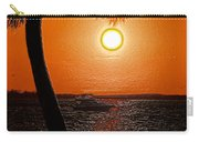 Anchored In Paradise Carry-all Pouch