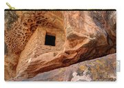 Ancient Anasazi Honeycomb Granary Ruin  Carry-all Pouch