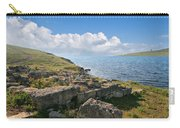 Ancient Archaeological Site On The Coast Of Crimea Ukraine Carry-all Pouch