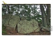 Ancient Boulders Carry-all Pouch