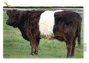 Ancient Breed Belted Galloway Carry-all Pouch