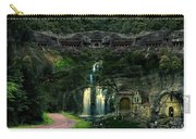 Ancient Caves And Nature Carry-all Pouch