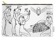 Ancient Egypt: Childbirth Carry-all Pouch