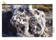 Ancient Gnarled Driftwood - Oregon Beach Carry-all Pouch