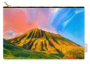 Ancient Hawaii Lava Flow Carry-all Pouch