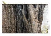Ancient Old Fine Olive Tree 6 Mountain Spain  Carry-all Pouch