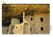Ancient Pueblo Dwelling Ruins Carry-all Pouch