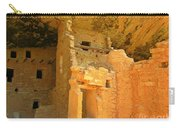Ancient Pueblo Dwelling Ruins Two Carry-all Pouch