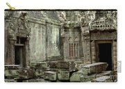 Ancient Ruins Cambodia Carry-all Pouch
