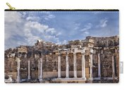 Ancient Ruins In Side Turkey Carry-all Pouch
