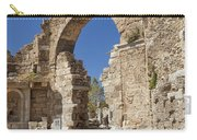 Ancient Side Entrance Gate Carry-all Pouch