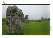 Ancient Site Of Avebury Carry-all Pouch