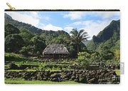 Ancient Taro Gardens In Kauai Carry-all Pouch