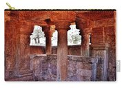 Ancient Stone Temple At Amarkantak India Carry-all Pouch