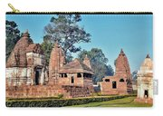 Ancient Temple Complex  - Amarkantak India Carry-all Pouch