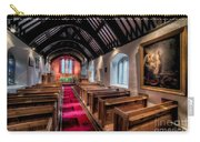 Ancient Welsh Church Carry-all Pouch by Adrian Evans