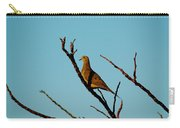 And A Dove In A Tree Carry-all Pouch