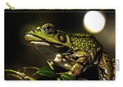 And This Frog Can Sing Carry-all Pouch by Bob Orsillo