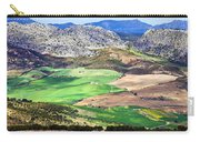 Andalucia Landscape In Spain Carry-all Pouch