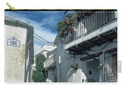 Andalusian White Village Carry-all Pouch