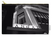 Andaz Hotel On 5th Avenue Carry-all Pouch