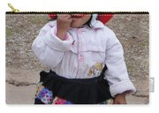 Andean Chiquita Carry-all Pouch