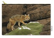 Andean Red Fox Altiplano Bolivia Carry-all Pouch