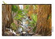 Andreas Creek In Andreas Canyon In Indian Canyons-ca Carry-all Pouch