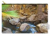 Andreas Creek In Indian Canyons-ca Carry-all Pouch