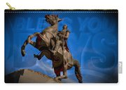 Andrew Jackson And New Orleans Saints Carry-all Pouch