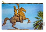 Andrew Jackson - Paint Carry-all Pouch