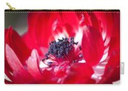 Anemone Coronaria Carry-all Pouch