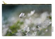 Anemone Flower Carry-all Pouch