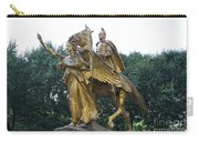 Angel And Tecumseh Sherman Carry-all Pouch