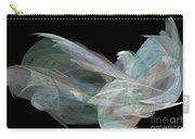 Angel Dove Carry-all Pouch by Elizabeth McTaggart