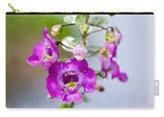 Angel Face Flower - Summer Snapdragon Carry-all Pouch