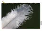 Angel Feather Carry-all Pouch by Carol Lynch