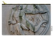 Angel In A Wall Carry-all Pouch