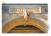 Angel In Drexel Carry-all Pouch