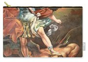 Angel In Latin Church Carry-all Pouch