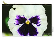 Angel In The Flower Carry-all Pouch