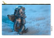 Angel In The Snow Carry-all Pouch