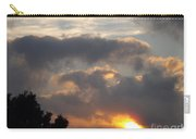Angel In The Sunrise Carry-all Pouch