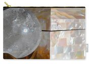 Angel In The Window Still Life Carry-all Pouch